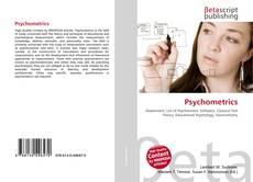Bookcover of Psychometrics