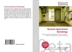 Bookcover of Russian Apartment Bombings