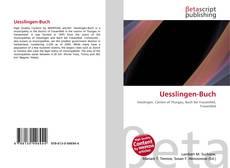 Buchcover von Uesslingen-Buch