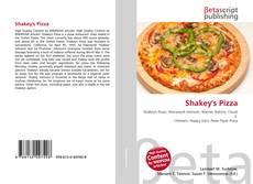 Capa do livro de Shakey's Pizza