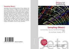 Обложка Sampling (Music)