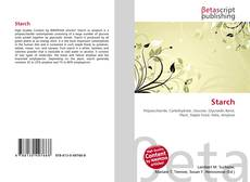 Bookcover of Starch