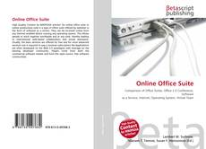 Couverture de Online Office Suite