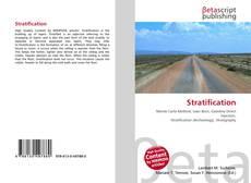 Portada del libro de Stratification