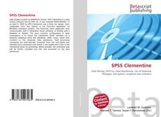 Bookcover of SPSS Clementine