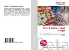 Borítókép a  United States Federal Budget - hoz