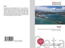 Capa do livro de Port