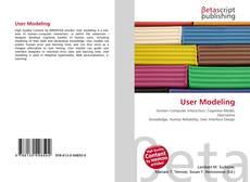 Copertina di User Modeling