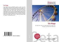 Capa do livro de Six Flags