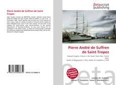 Обложка Pierre André de Suffren de Saint Tropez