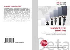 Borítókép a  Standard Error (statistics) - hoz