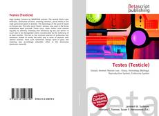 Bookcover of Testes (Testicle)