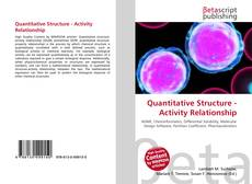 Bookcover of Quantitative Structure - Activity Relationship