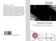 Bookcover of Vibration Isolation