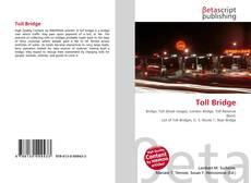Bookcover of Toll Bridge