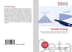 Transfer Pricing kitap kapağı