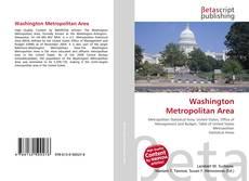 Couverture de Washington Metropolitan Area
