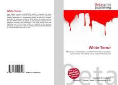 Borítókép a  White Terror - hoz