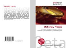 Portada del libro de Stationary Process