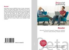 Bookcover of Router