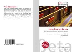 Bookcover of New Monasticism