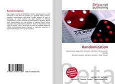 Bookcover of Randomization