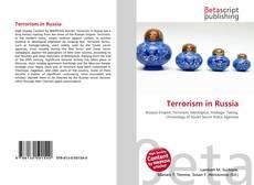 Bookcover of Terrorism in Russia