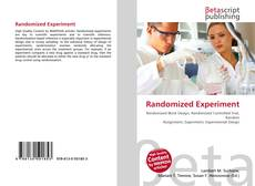 Buchcover von Randomized Experiment