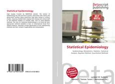 Bookcover of Statistical Epidemiology