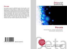 Обложка Pro-ana
