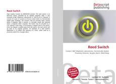 Обложка Reed Switch