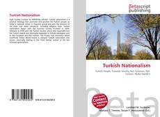 Portada del libro de Turkish Nationalism