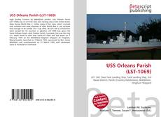 Bookcover of USS Orleans Parish (LST-1069)