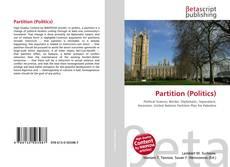 Bookcover of Partition (Politics)
