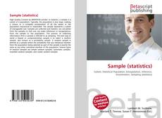 Couverture de Sample (statistics)