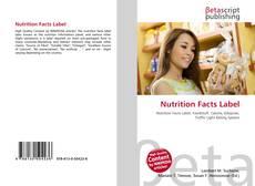 Portada del libro de Nutrition Facts Label