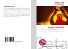 Capa do livro de Abtei Silvacane
