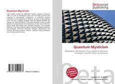 Buchcover von Quantum Mysticism