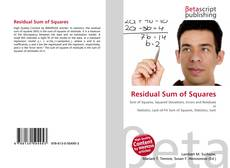 Bookcover of Residual Sum of Squares