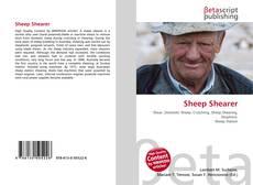 Bookcover of Sheep Shearer