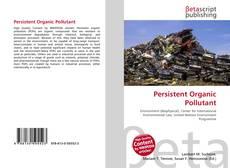 Persistent Organic Pollutant的封面