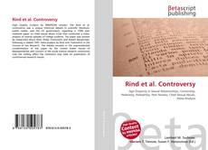 Bookcover of Rind et al. Controversy