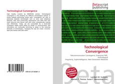 Capa do livro de Technological Convergence