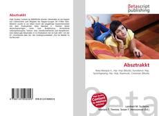 Capa do livro de Absztrakkt
