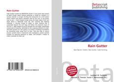 Bookcover of Rain Gutter