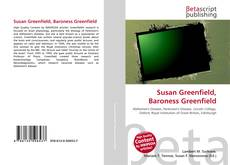 Couverture de Susan Greenfield, Baroness Greenfield