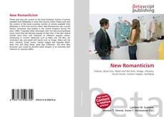 Capa do livro de New Romanticism