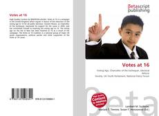 Bookcover of Votes at 16
