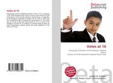 Buchcover von Votes at 16