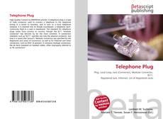 Bookcover of Telephone Plug